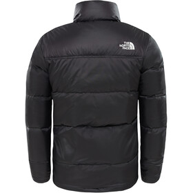 The North Face Nuptse Chaqueta Niños, tnf black